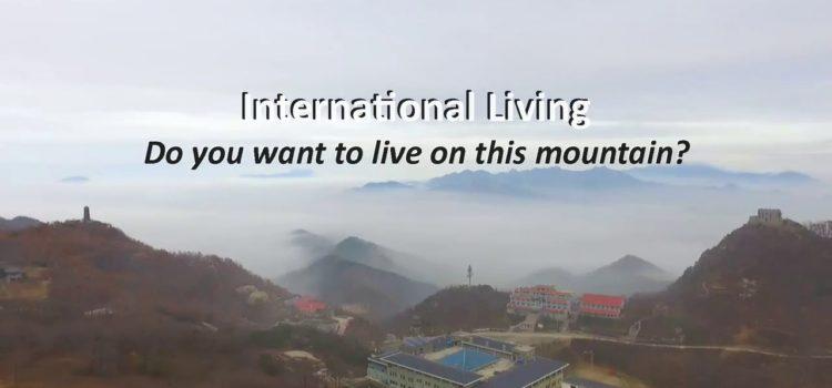 International Living on Daqingshan